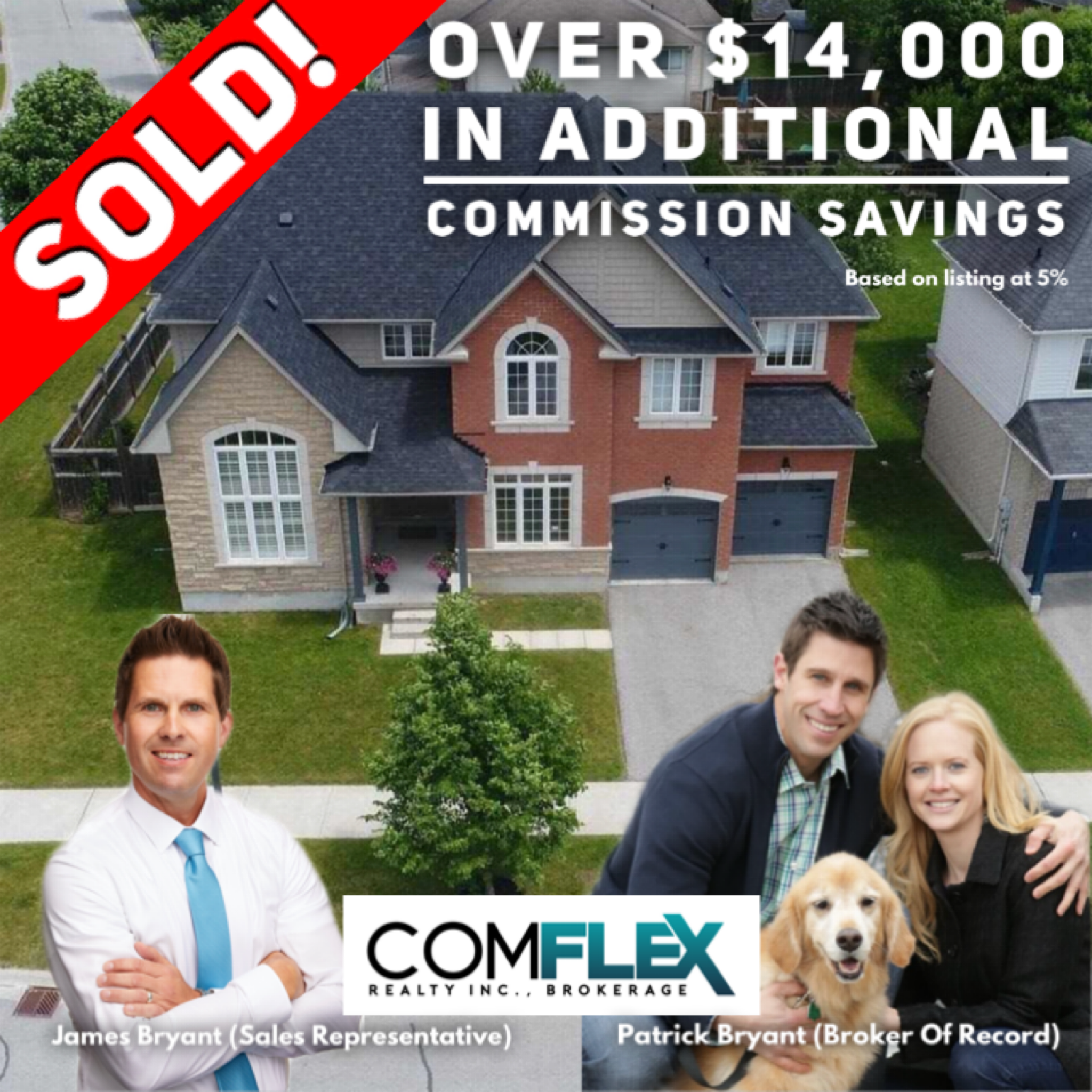 JUST SOLD! OVER $14,000 IN COMMISSION SAVINGS! YOU COULD BE NEXT!