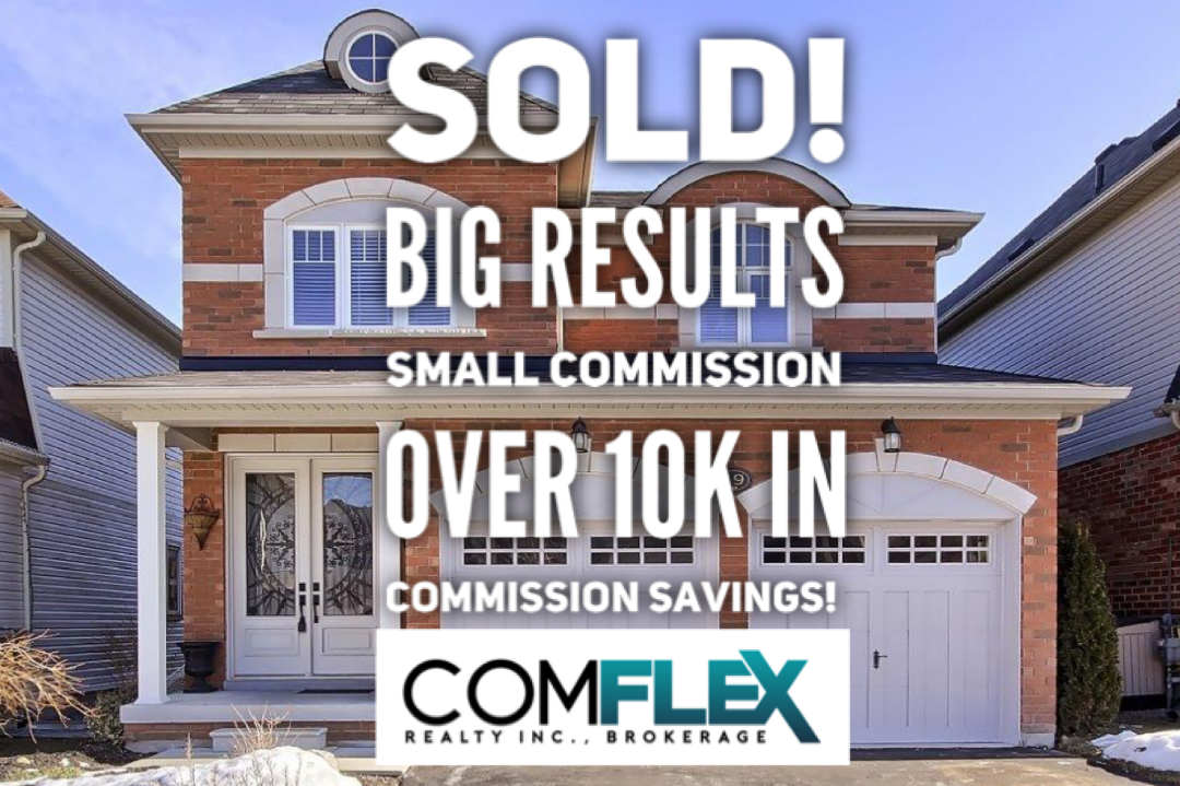 SOLD! OVER 10K IN COMMISSION SAVINGS! YOU COULD BE NEXT!