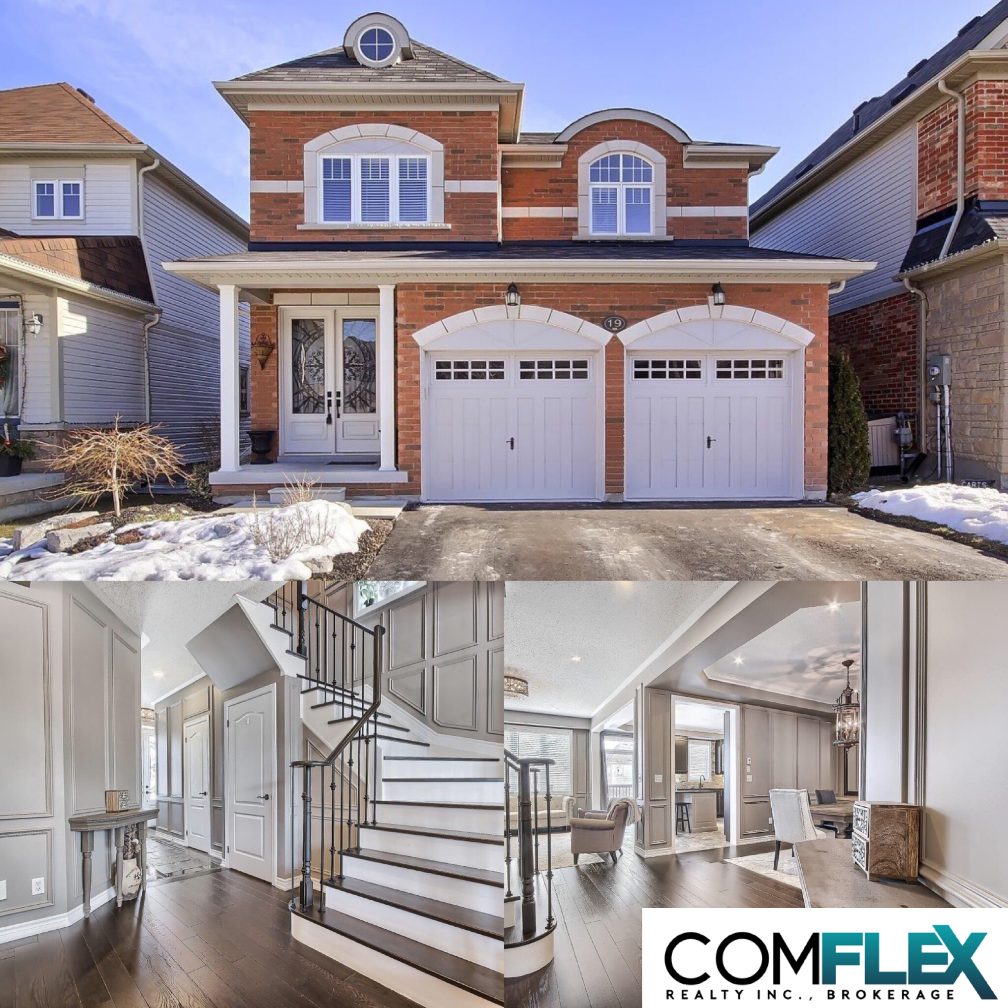 JUST LISTED! 19 BUXTON LANE, BOWMANVILLE THESE CLIENTS ARE READY TO SAVE MORE!