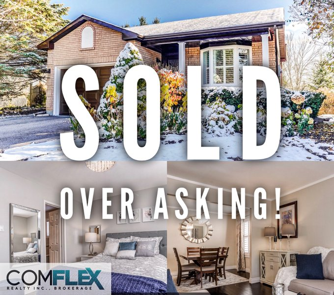 SOLD 1OK OVER ASKING WITH HUGE COMMISSION SAVINGS!