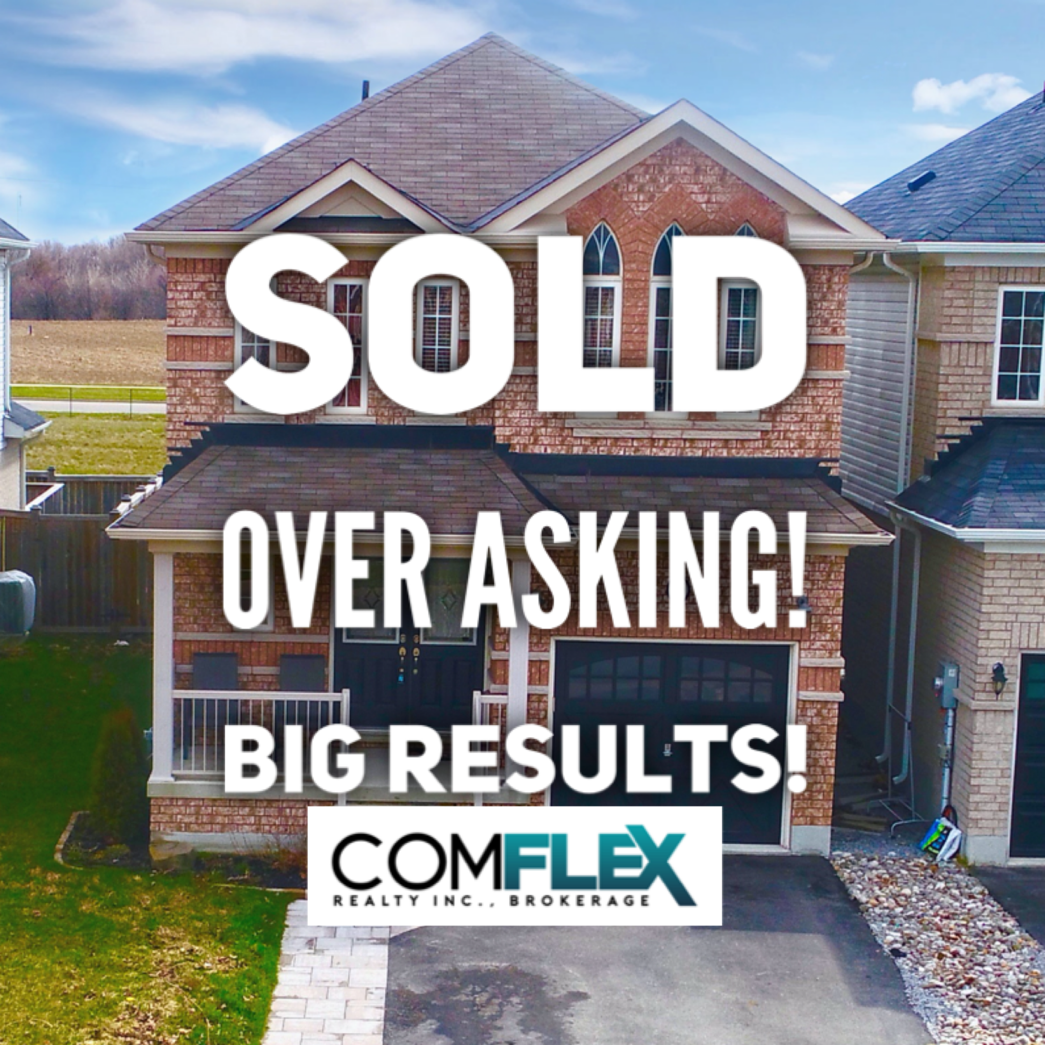 SOLD OVER ASKING! YOU COULD BE NEXT!