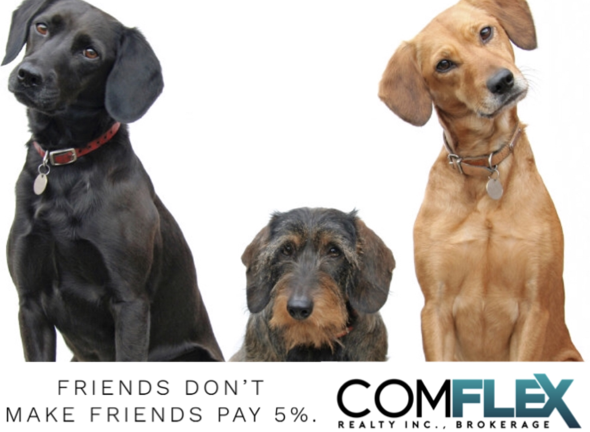 YOU COULD PAY MORE...BUT WHY WOULD YOU? LIST FOR 1% WITH COMFLEX